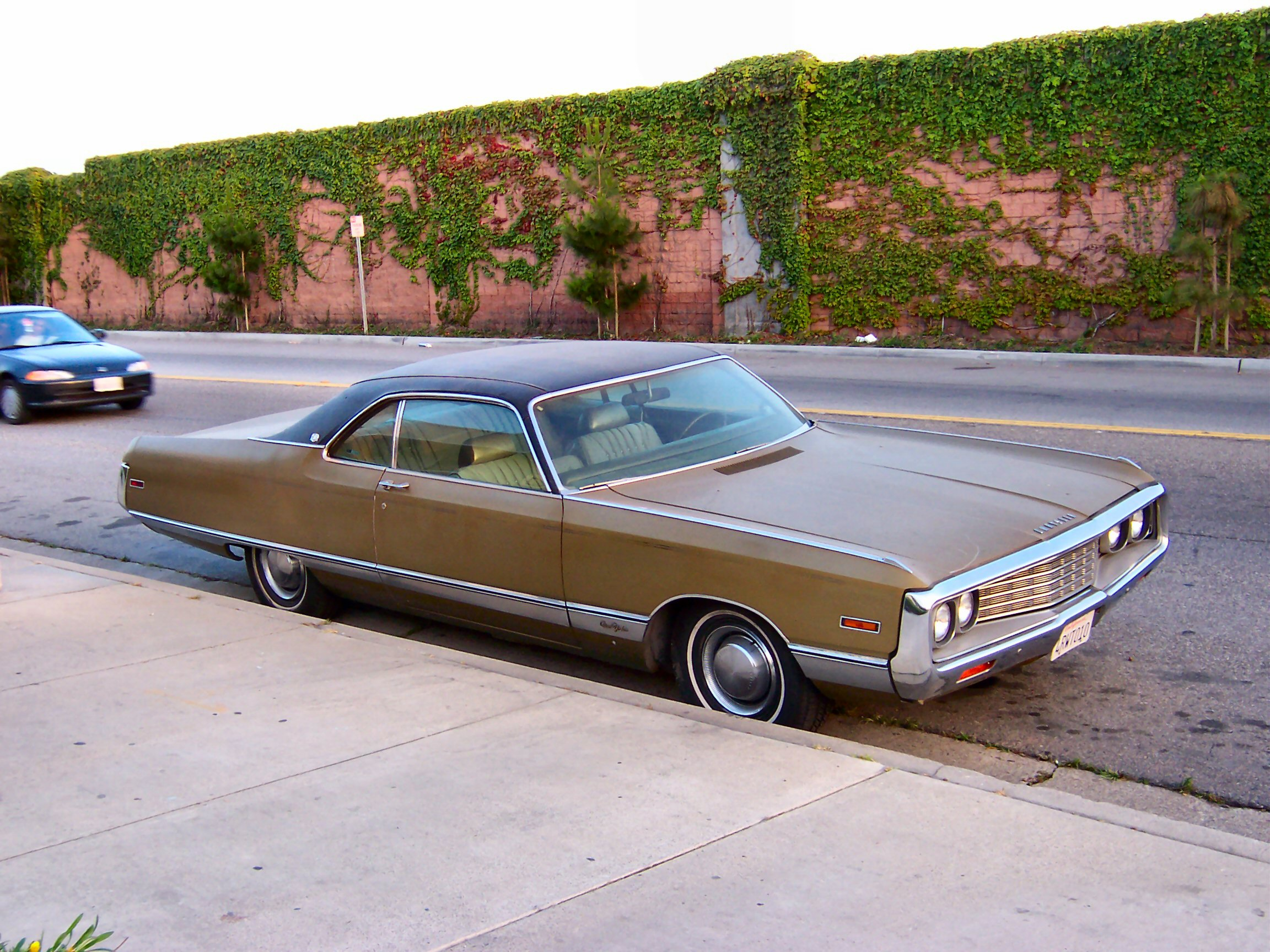 Chrysler New Yorker Information And Photos Momentcar Beta Wiring 7