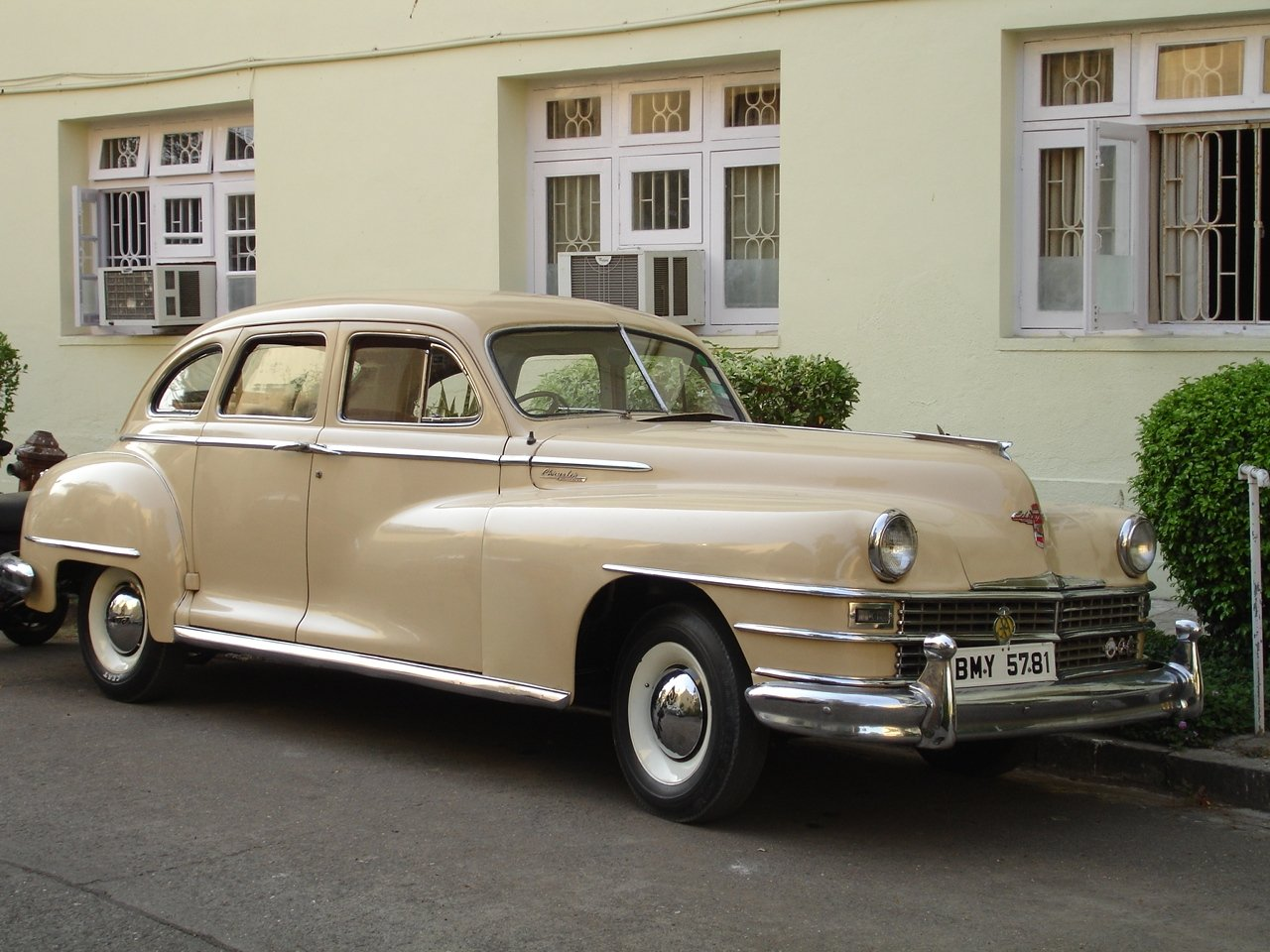 1946 Chrysler New Yorker Information And Photos Momentcar