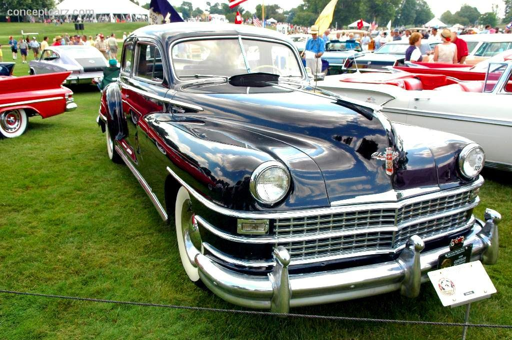 1948 Chrysler New Yorker Information And Photos Momentcar