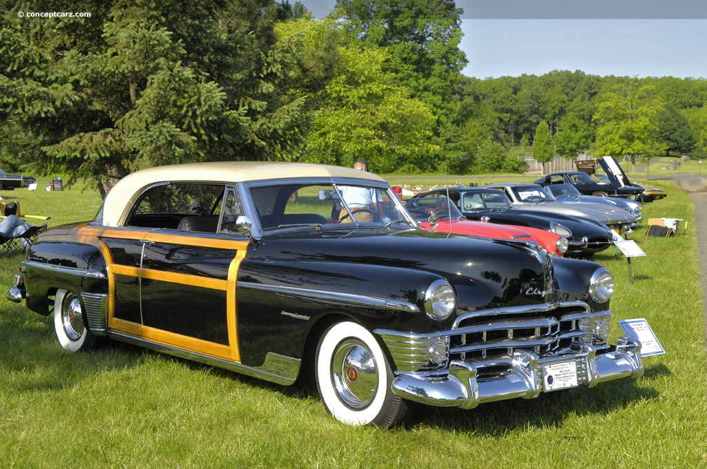 1950 Chrysler New Yorker Information And Photos Momentcar