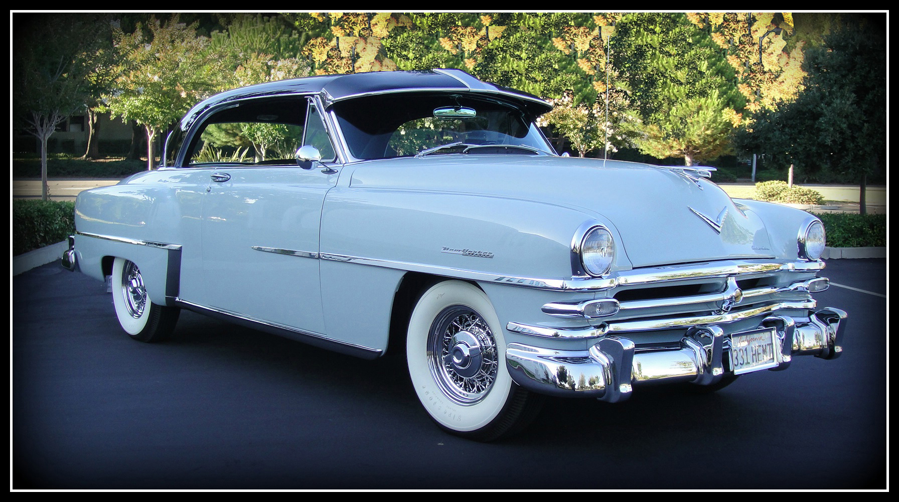 1953 Chrysler New Yorker Information And Photos Momentcar