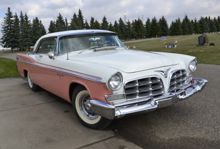 Bmw Of Newport >> 1956 Chrysler New Yorker - Information and photos - MOMENTcar