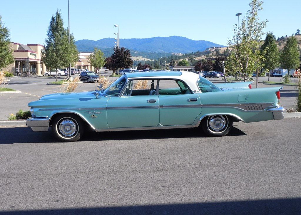 1959 Chrysler New Yorker Information And Photos Momentcar