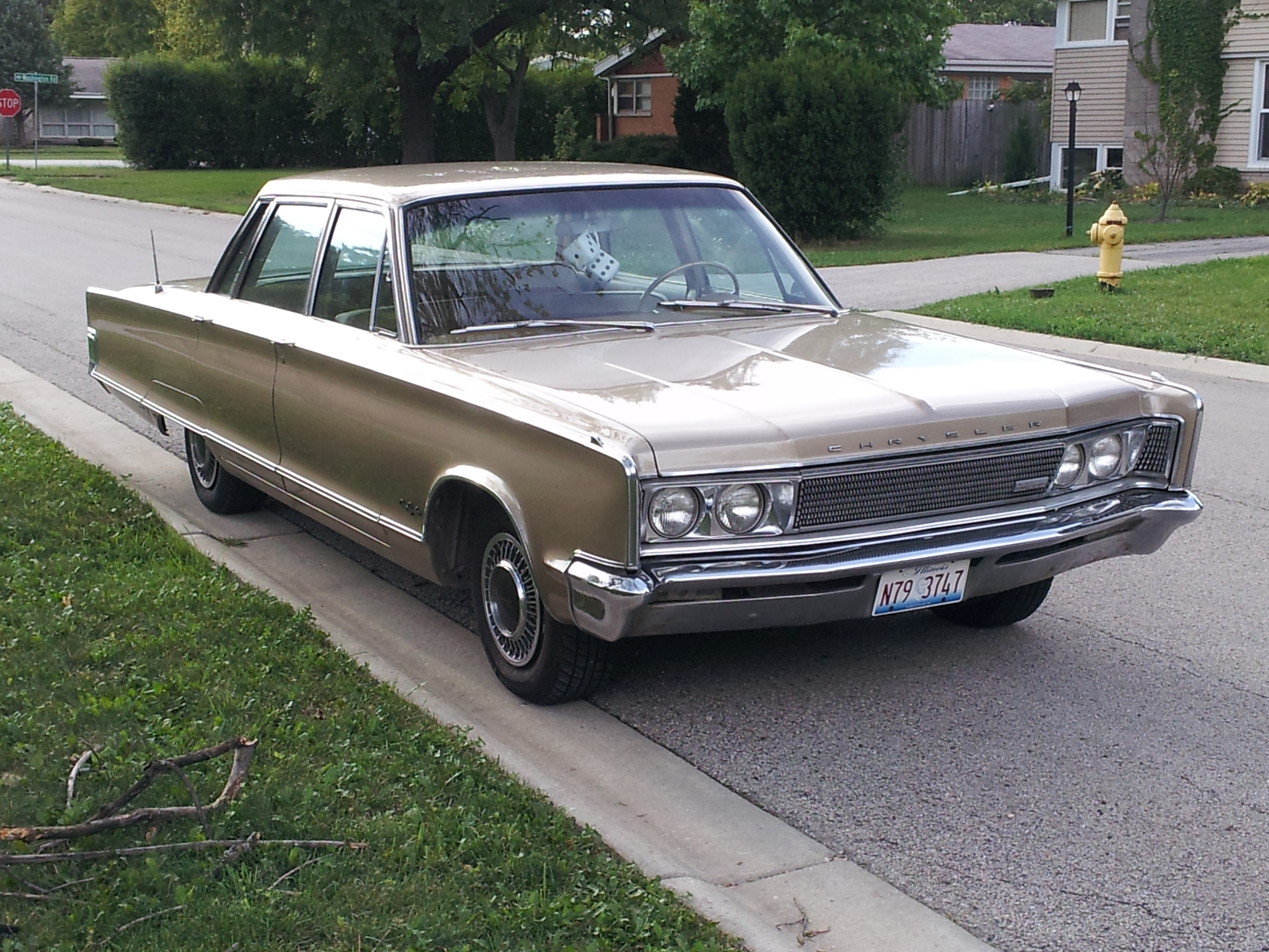 1966 Chrysler New Yorker Information And Photos Momentcar