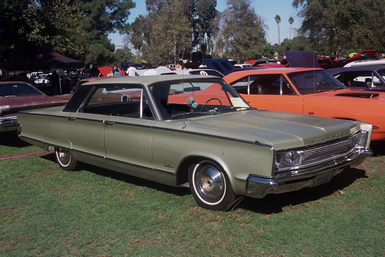 1967 Chrysler New Yorker Information And Photos Momentcar