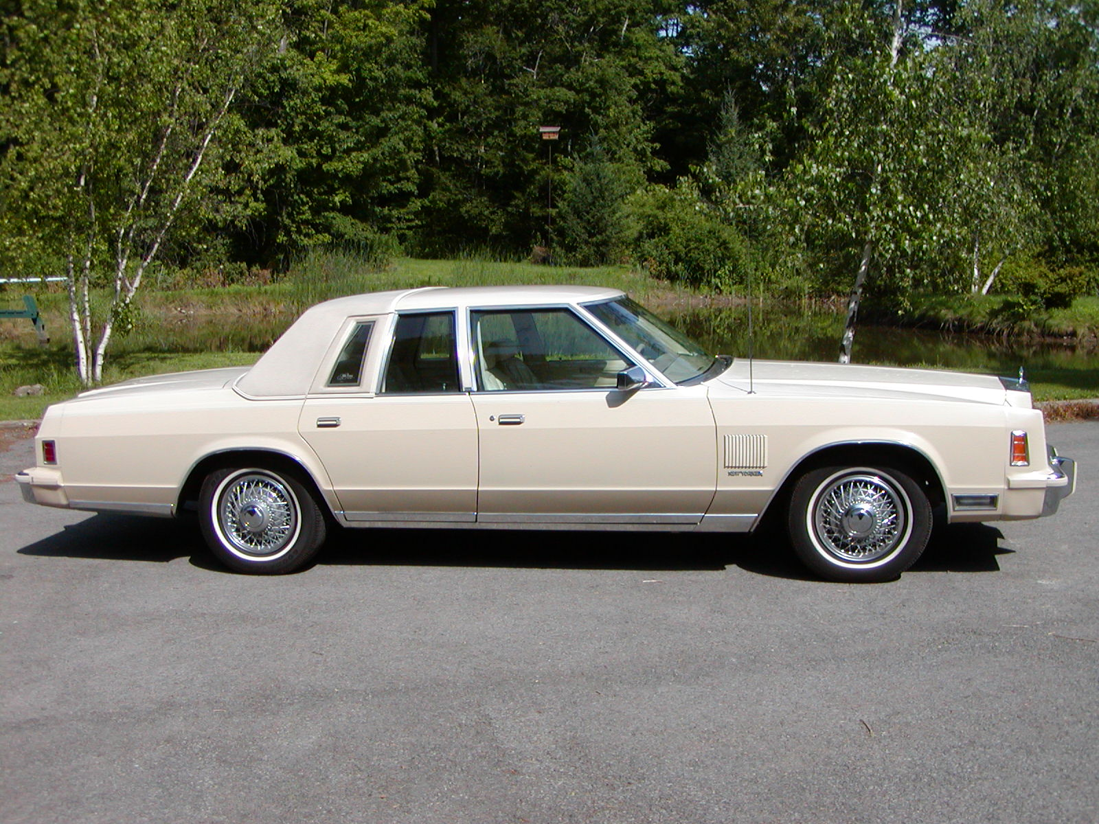 Chrysler New Yorker 1979 #12