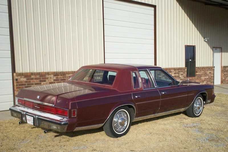 Chrysler New Yorker 1979 #4