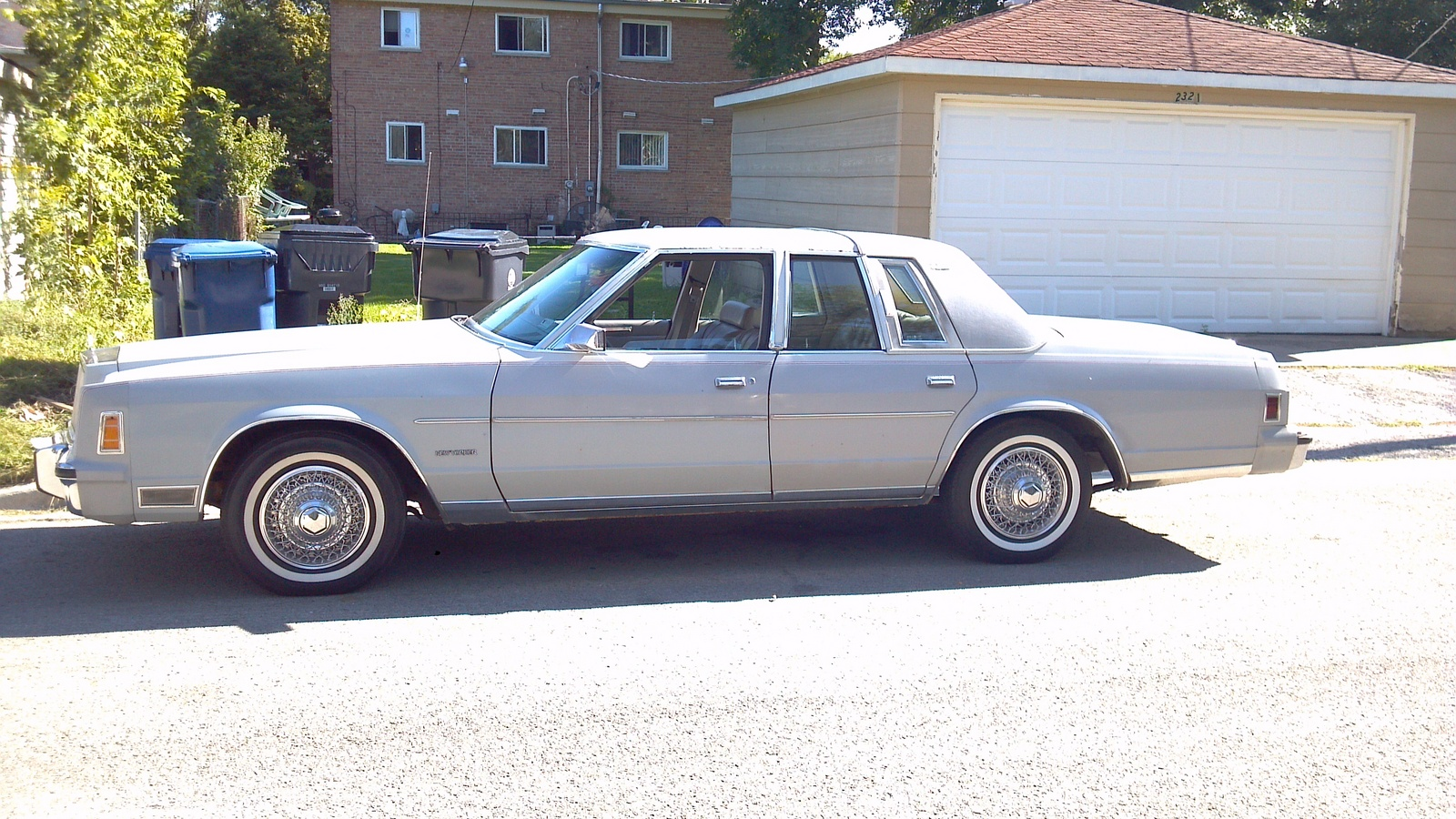 Chrysler New Yorker 1979 #7