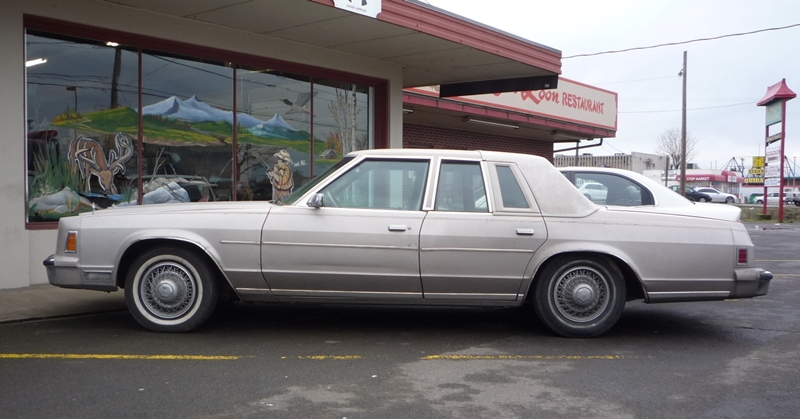 Chrysler New Yorker 1981 #13