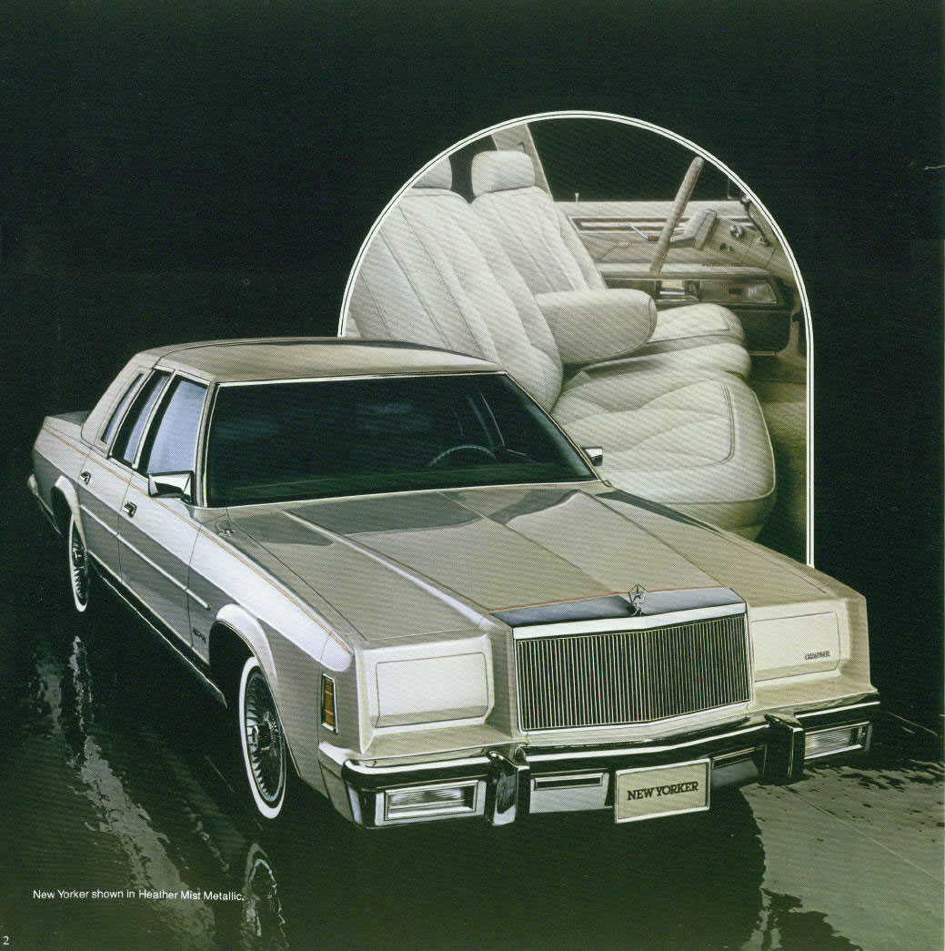 Chrysler New Yorker 1981 #14