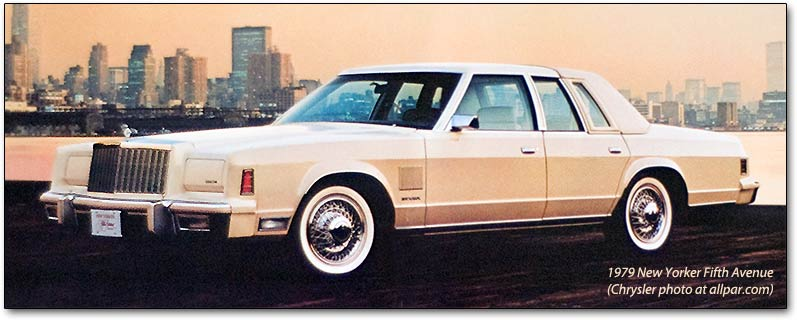 Chrysler New Yorker 1981 #10