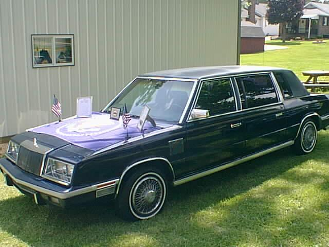 Chrysler New Yorker 1984 #1