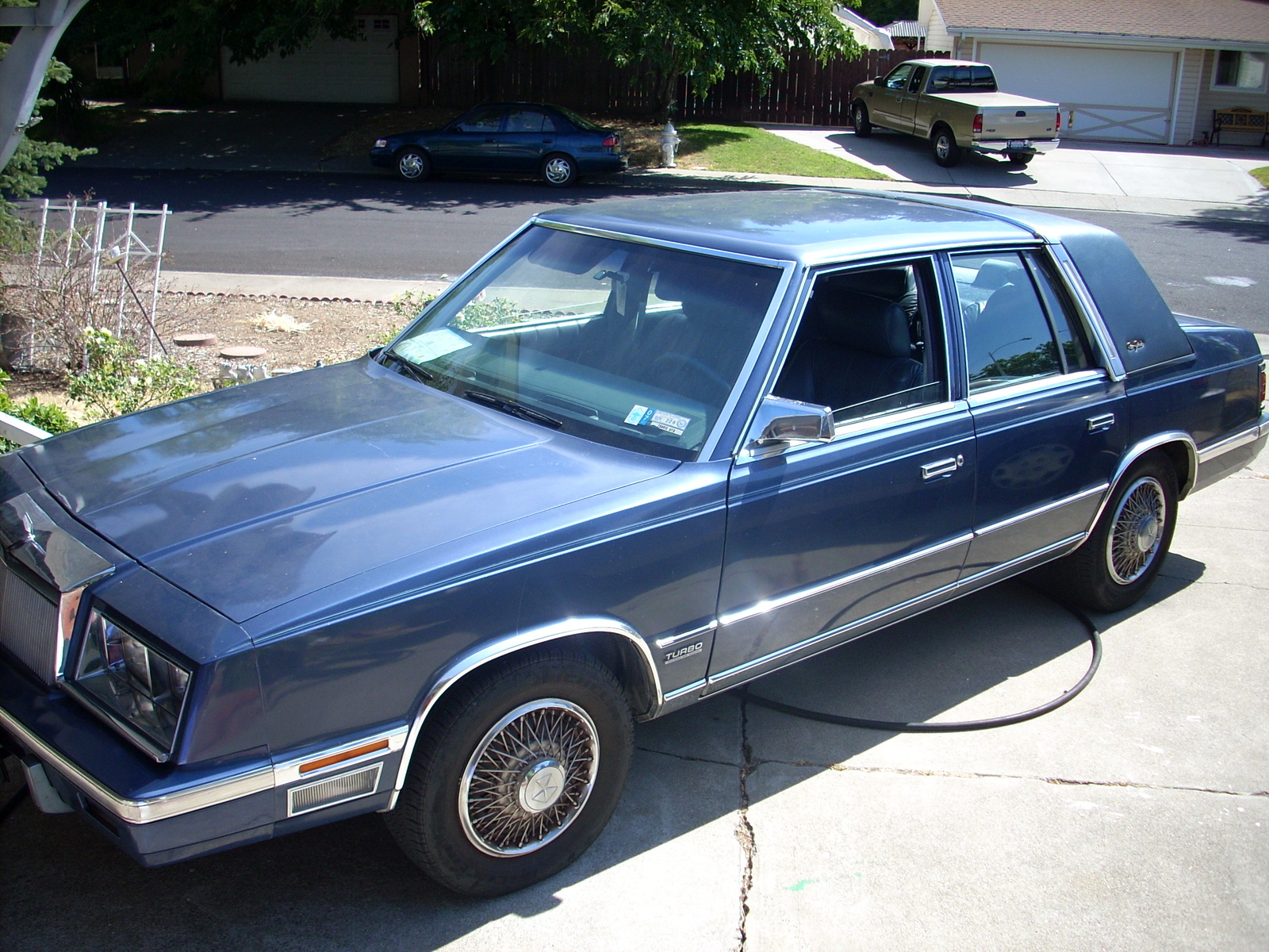 Chrysler New Yorker 1984 #6