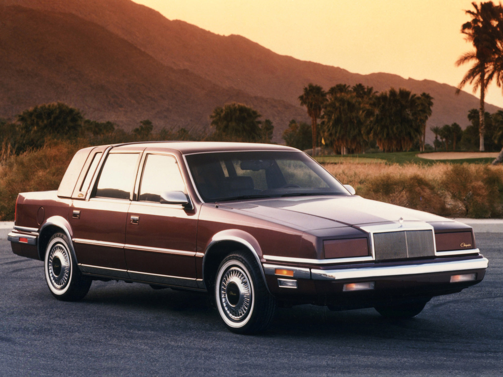 1988 Chrysler New Yorker Information And Photos Momentcar