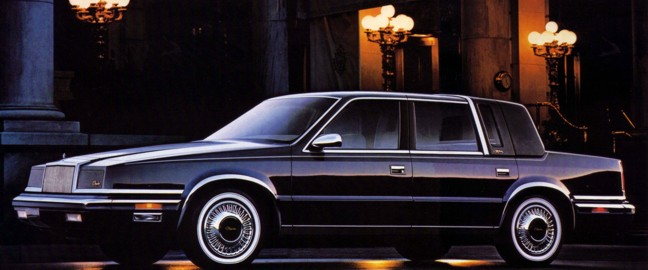 Dodge Latest Models >> 1990 Chrysler New Yorker - Information and photos - MOMENTcar
