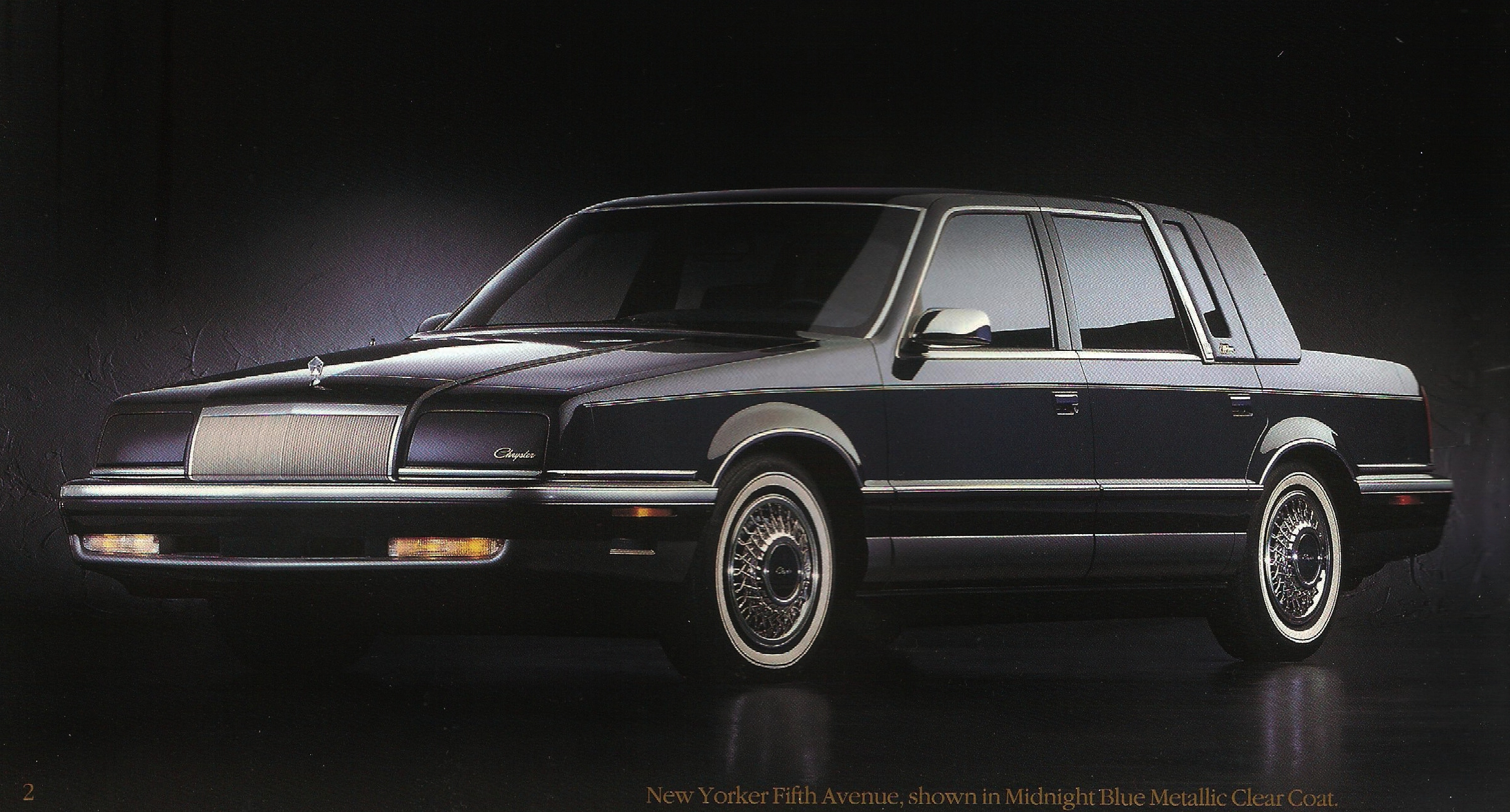 1991 Chrysler New Yorker Information And Photos Momentcar