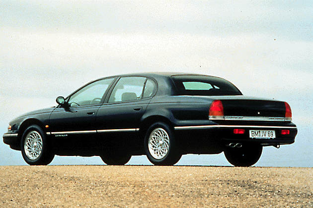 1996 Chrysler New Yorker Information And Photos Momentcar
