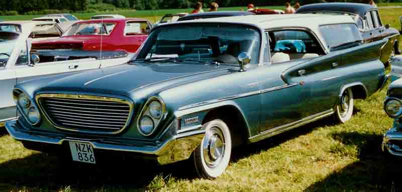 Chrysler Newport 1961 #4