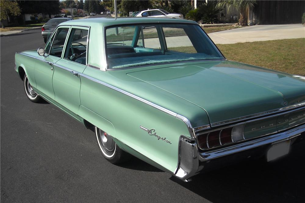 1965 Chrysler Newport - Information and photos - MOMENTcar 1986 Chrysler Lebaron Town And Country