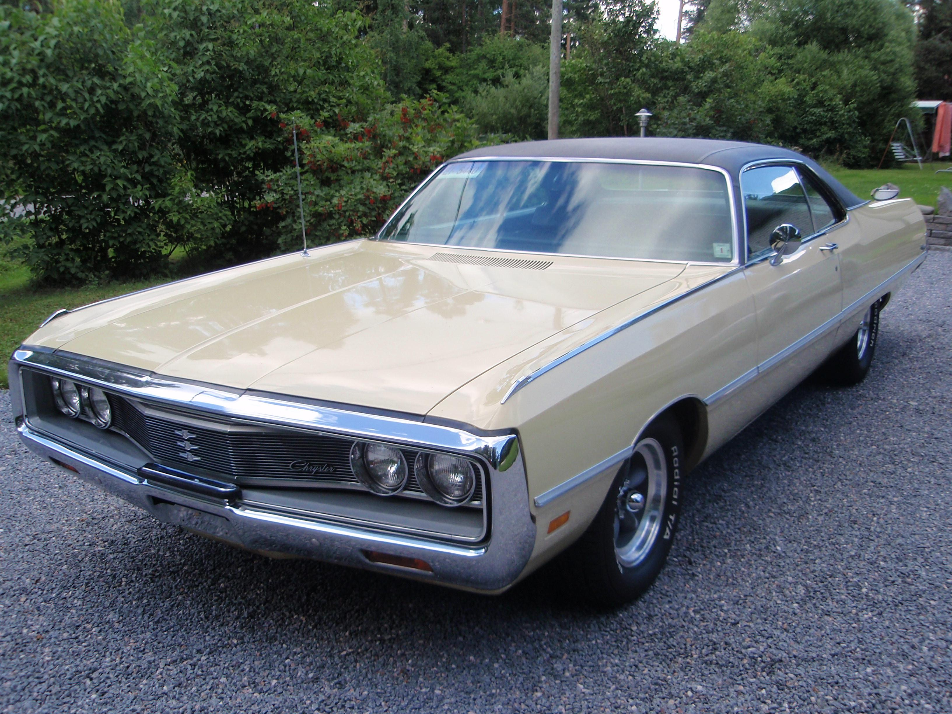 1969 Chrysler Newport Information And Photos Momentcar