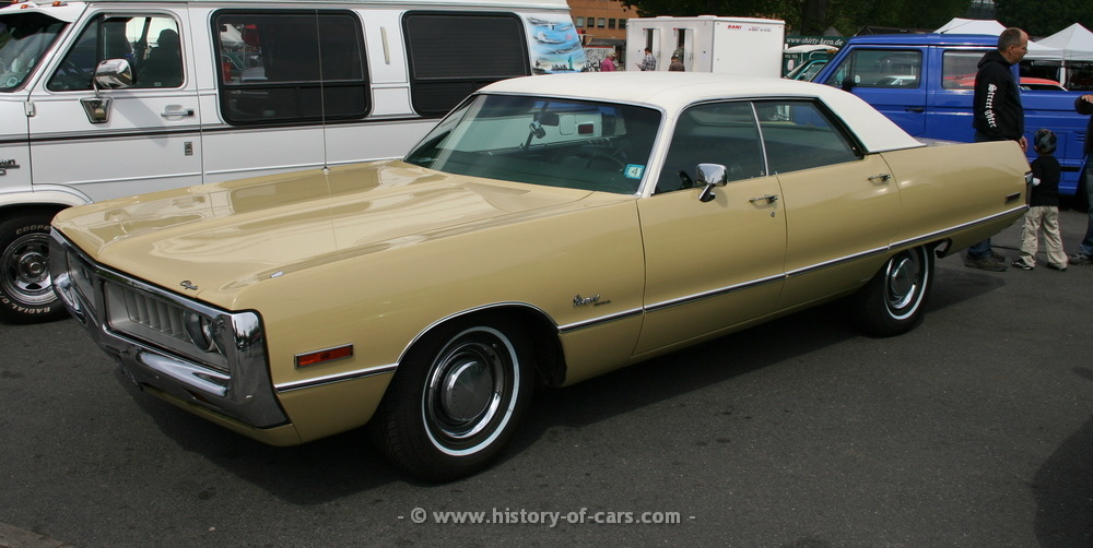 1972 Chrysler Newport Information And Photos Momentcar