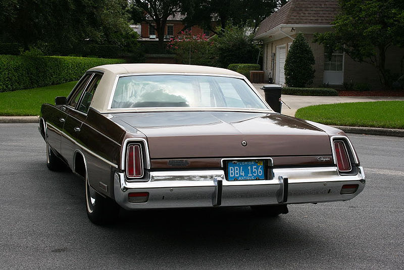 1974 Chrysler Newport Information And Photos Momentcar