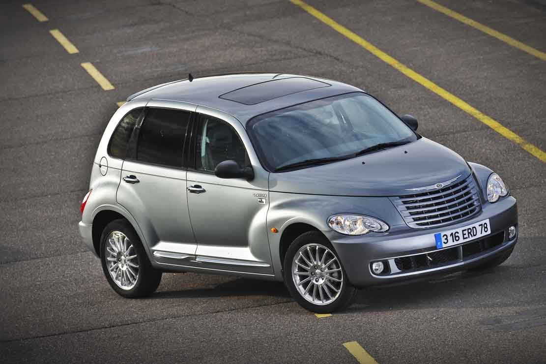 2010 chrysler pt cruiser information and photos momentcar. Black Bedroom Furniture Sets. Home Design Ideas