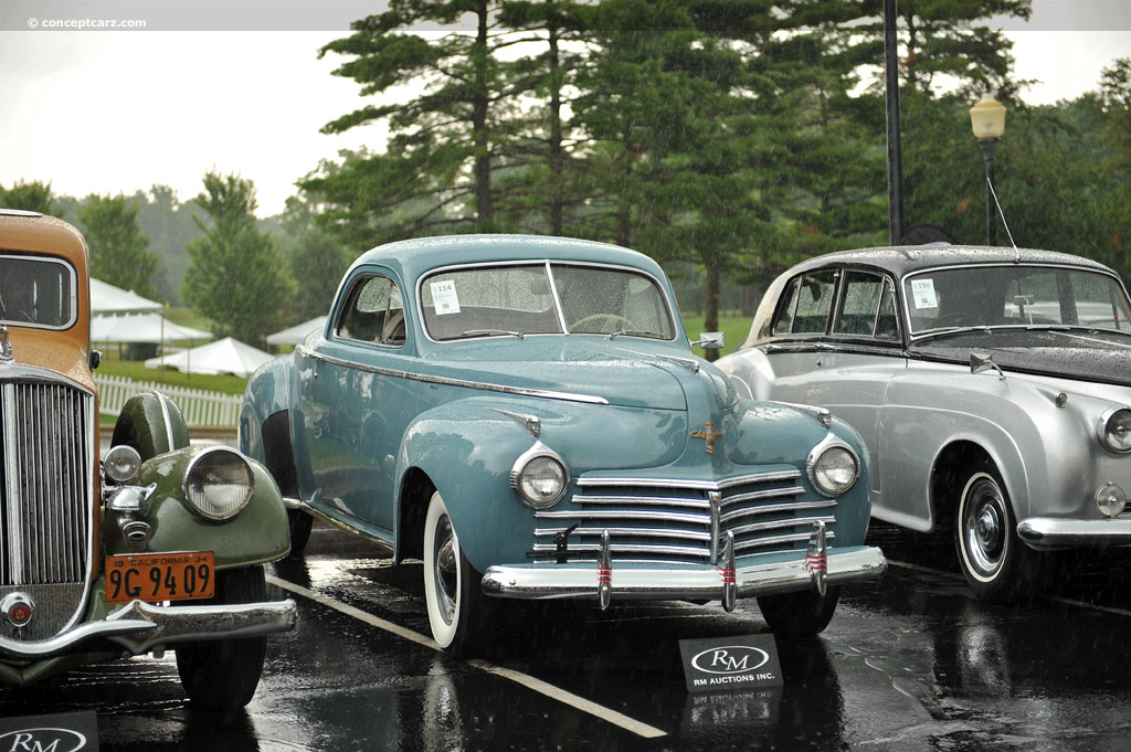 1941 chrysler royal information and photos momentcar for 1941 chrysler royal 3 window coupe