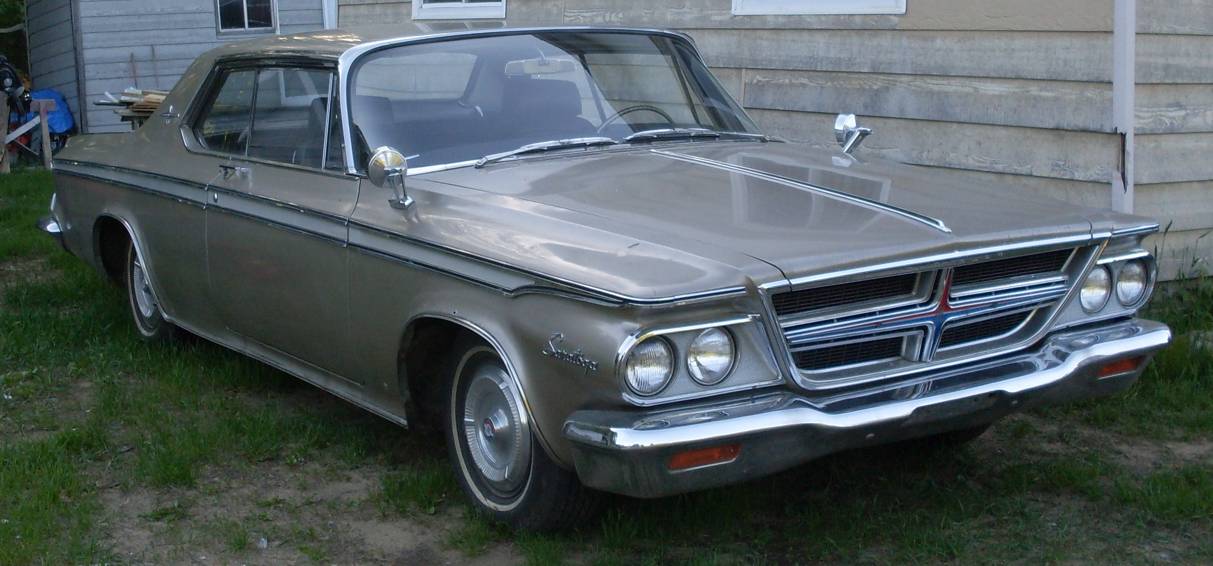 Chrysler Saratoga #15
