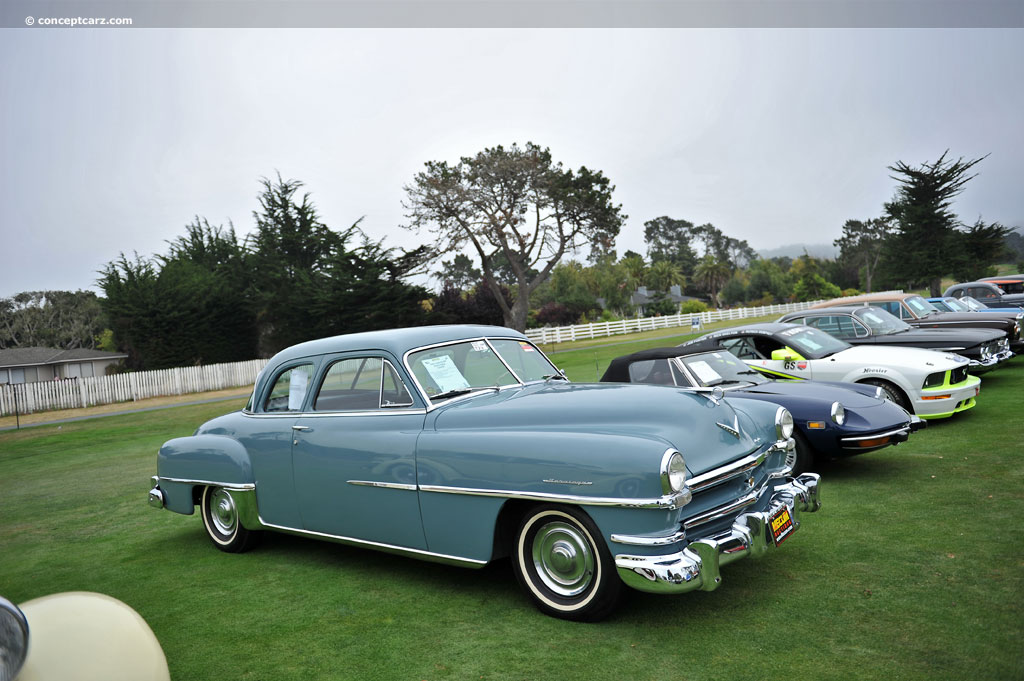 Lincoln Town And Country >> 1951 Chrysler Saratoga - Information and photos - MOMENTcar