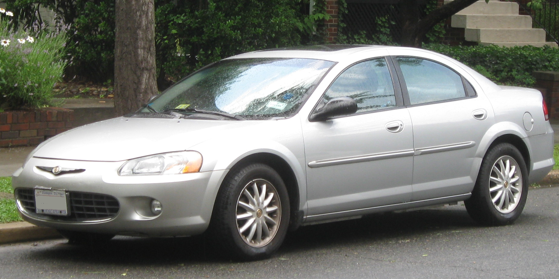 2002 Chrysler Sebring Information And Photos Momentcar
