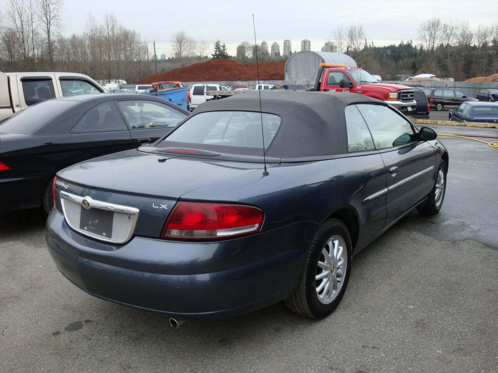 2002 Chrysler Sebring Information And Photos Momentcar 3 8 V6 Engine Diagram 10