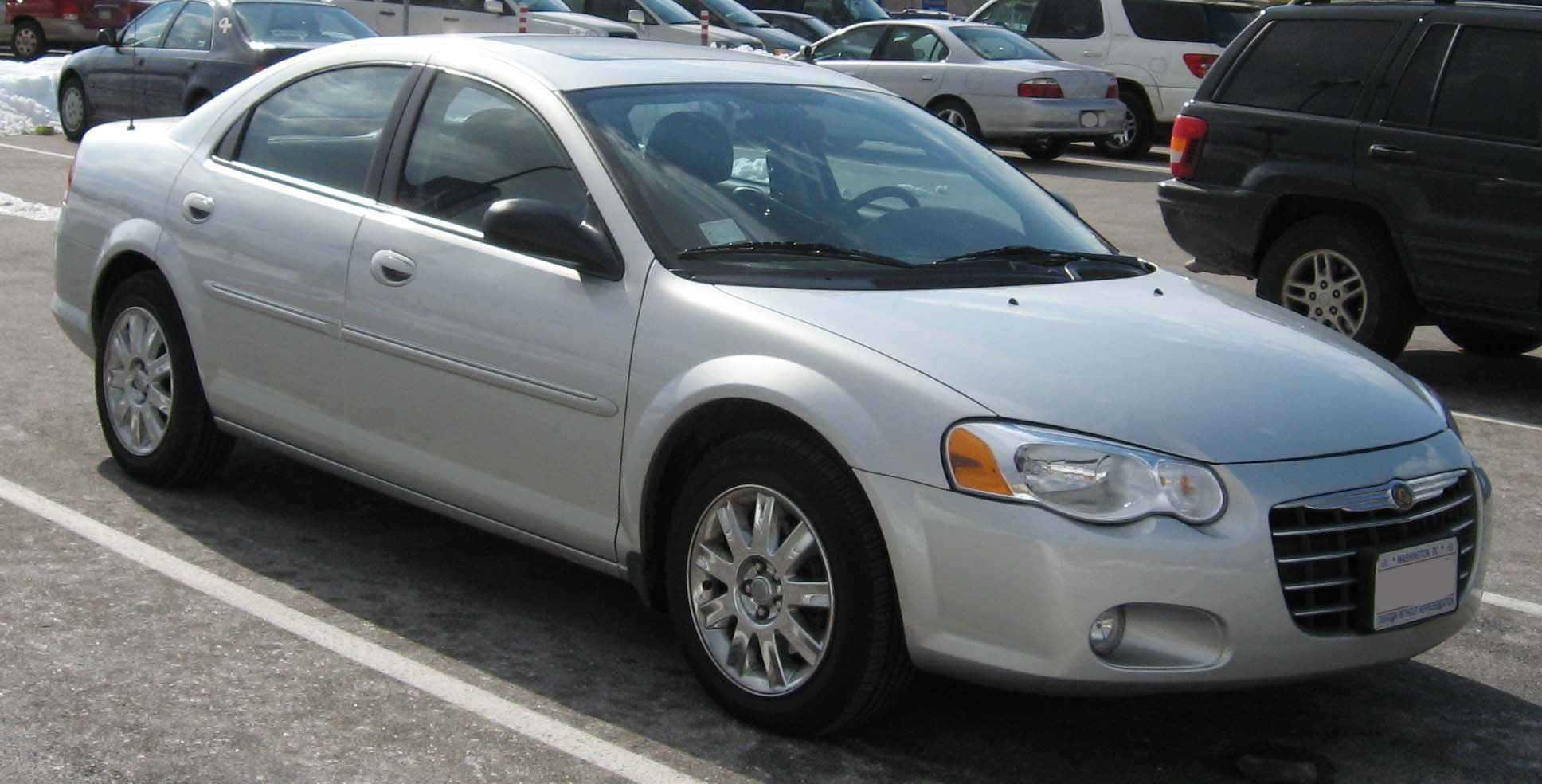 Chrysler Sebring on 2006 Chrysler Sebring Touring Sedan