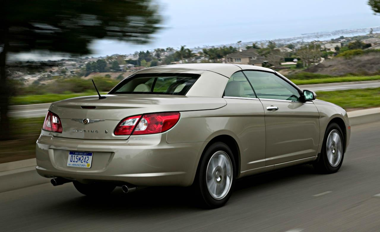 Chrysler Sebring 2008 #10