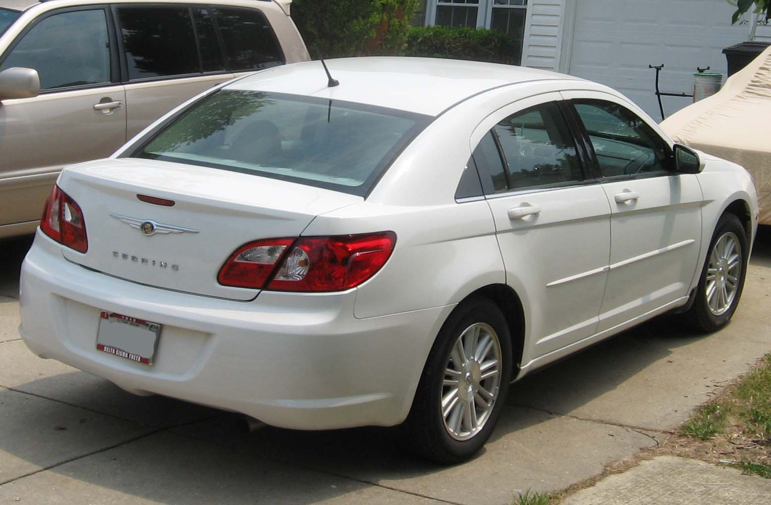 Chrysler Sebring 2008 #11