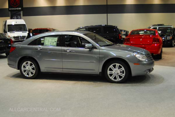 Chrysler Sebring 2008 #12