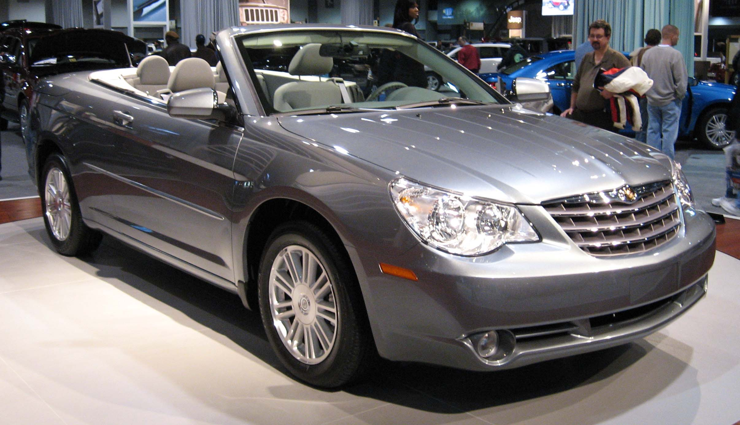 Chrysler Sebring 2008 #3