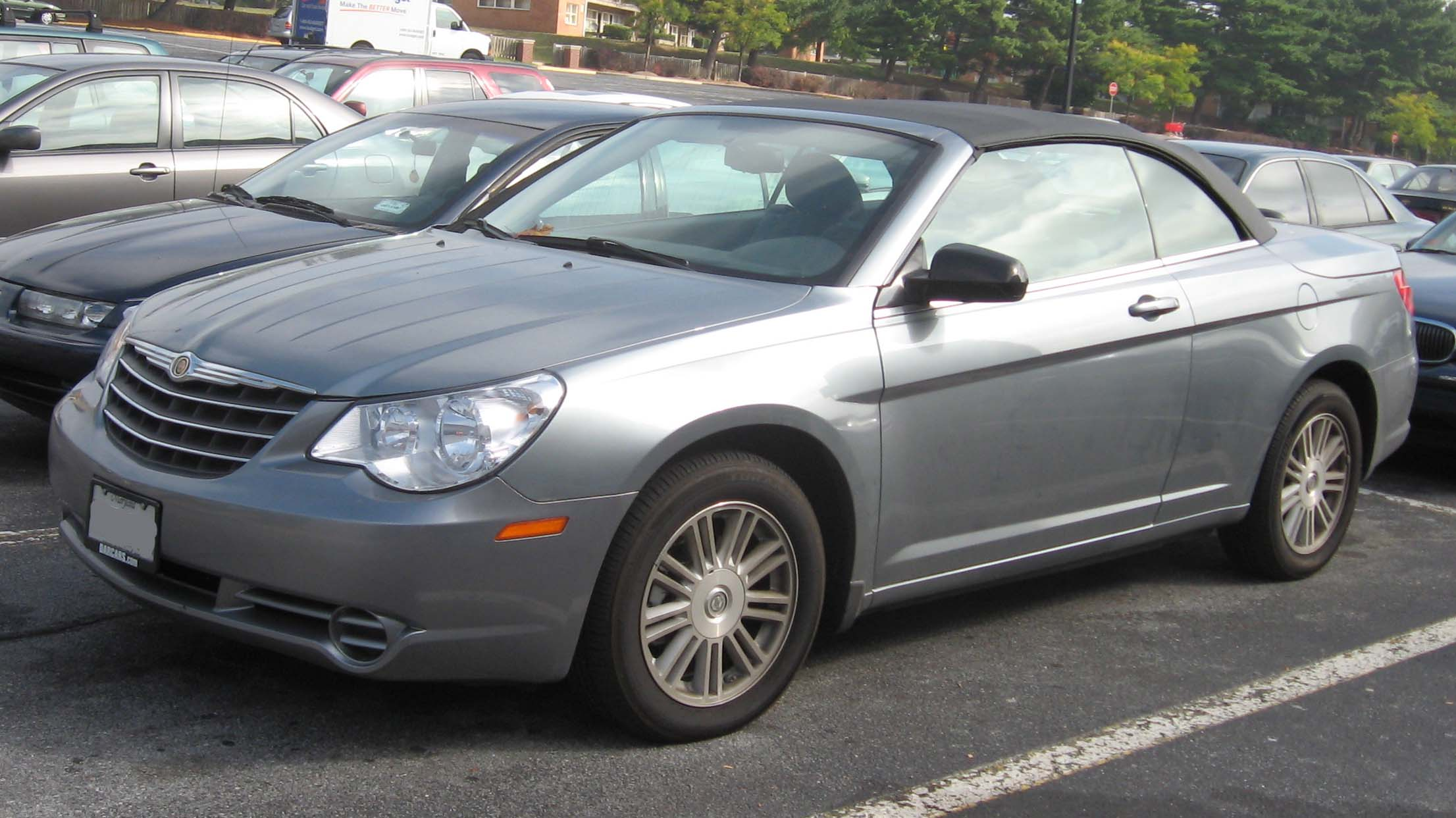 Chrysler Sebring 2008 #6