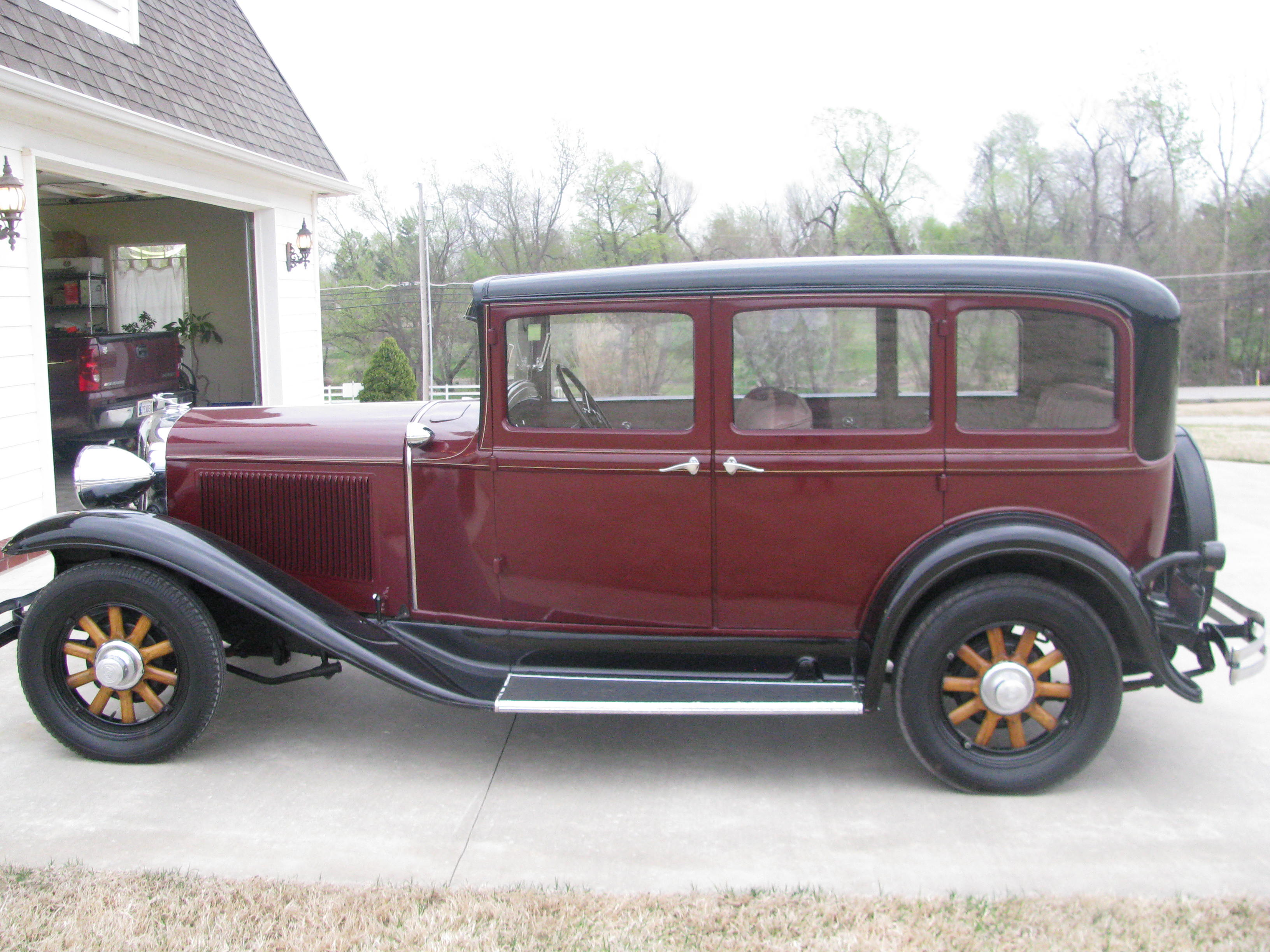 Chrysler Series 66 #1