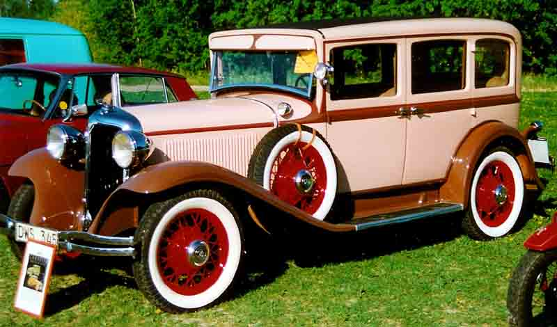 Chrysler Series 66 #10