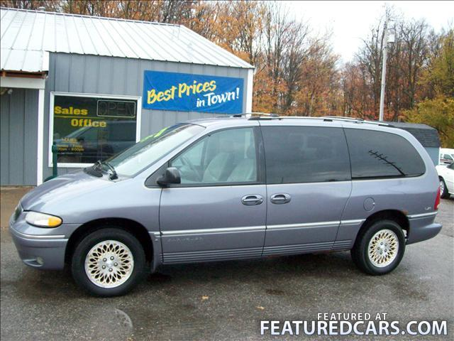 service manual  1996 chrysler town country how to clear