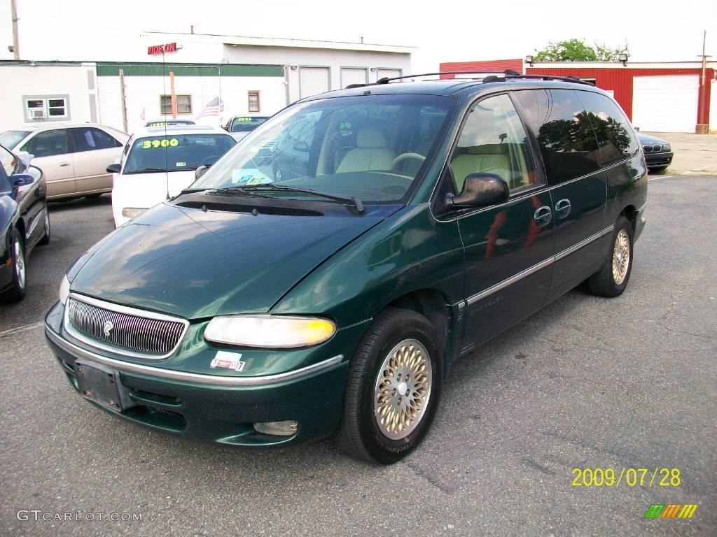 1996 chrysler town and country information and photos momentcar. Black Bedroom Furniture Sets. Home Design Ideas
