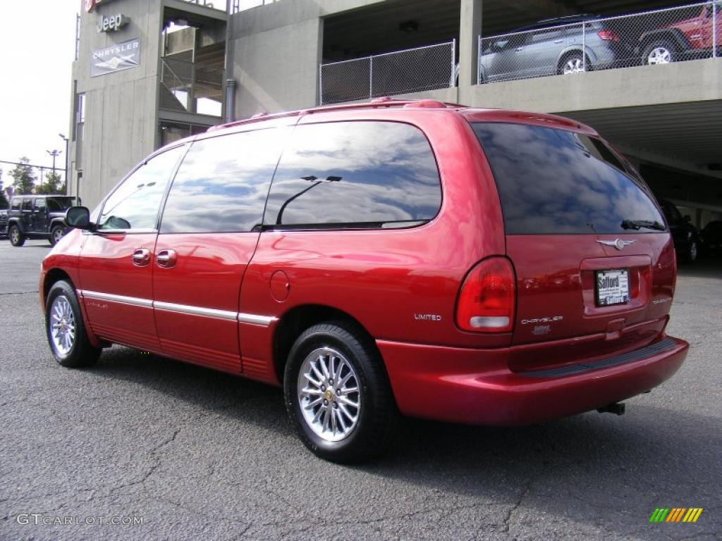 2000 chrysler town and country information and photos. Black Bedroom Furniture Sets. Home Design Ideas