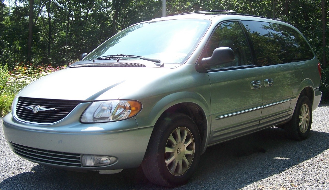 2003 Chrysler Town And Country Information And Photos