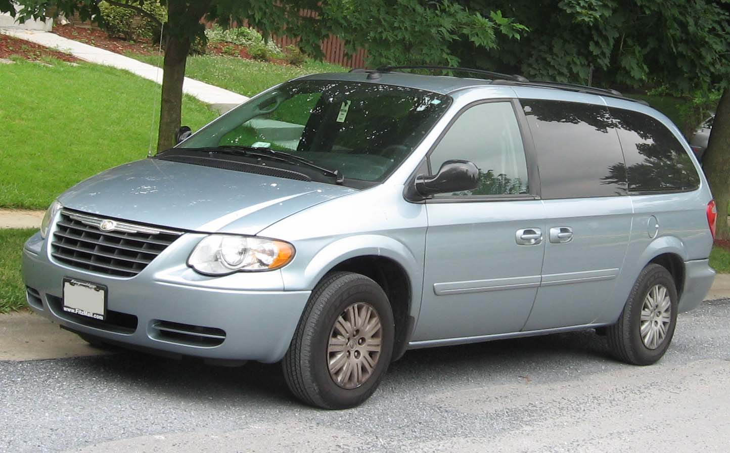 2007 chrysler town and country information and photos momentcar. Black Bedroom Furniture Sets. Home Design Ideas