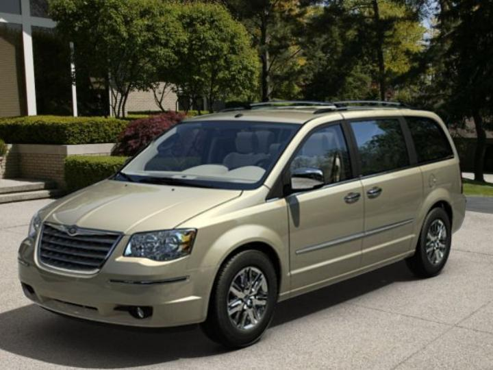 Chrysler Town And Country Rental Cars