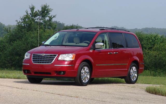 2009 chrysler town and country information and photos momentcar. Black Bedroom Furniture Sets. Home Design Ideas