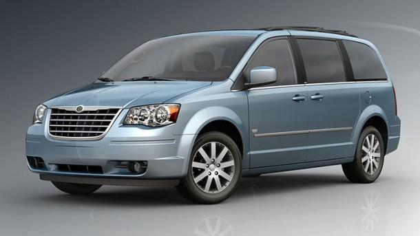 2010 Chrysler Town And Country - Information And Photos