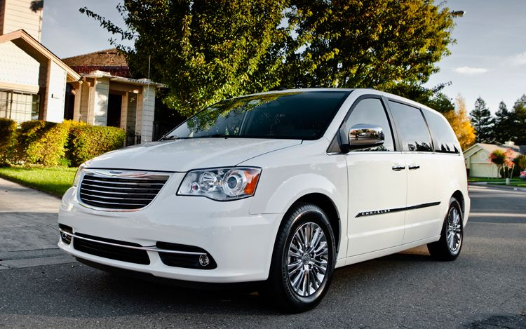Chrysler Town and Country 2011 #5