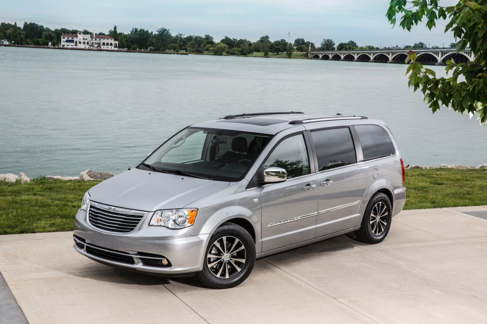 Chrysler Town and Country 2014 #3